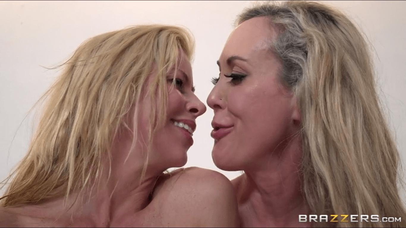 Alexis Fawx and Brandi Love