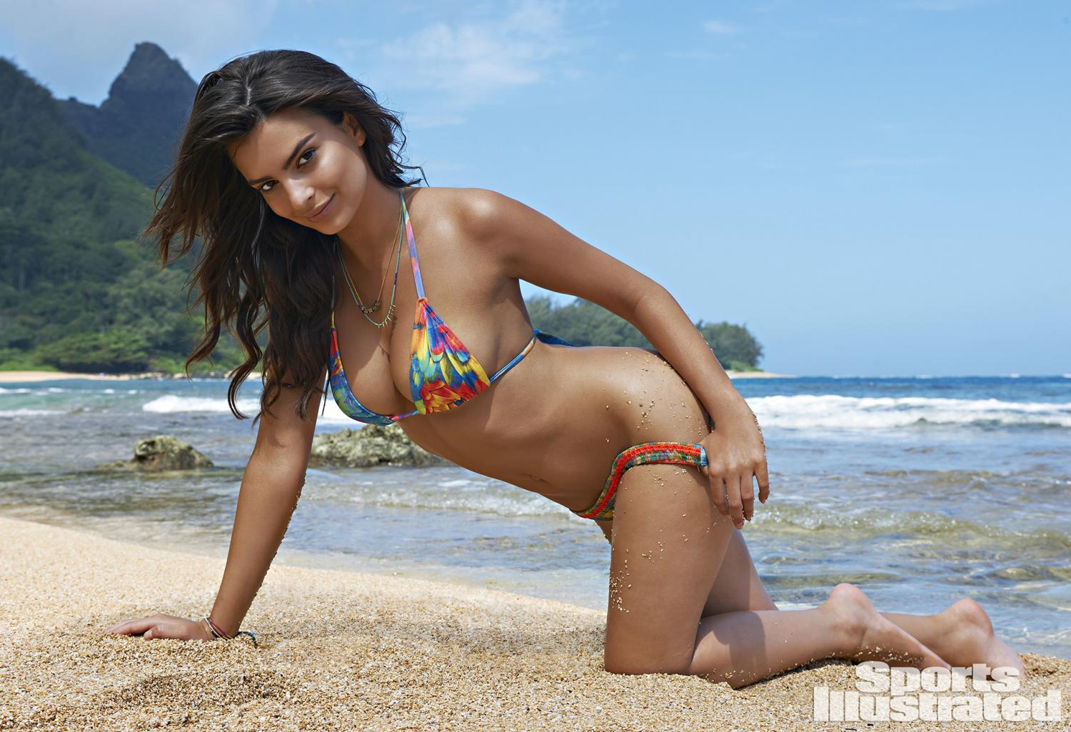 Emily Ratajkowski Sports illustrated 2