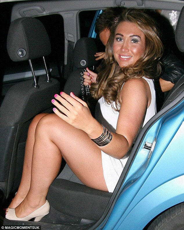 Lauren Goodger 15