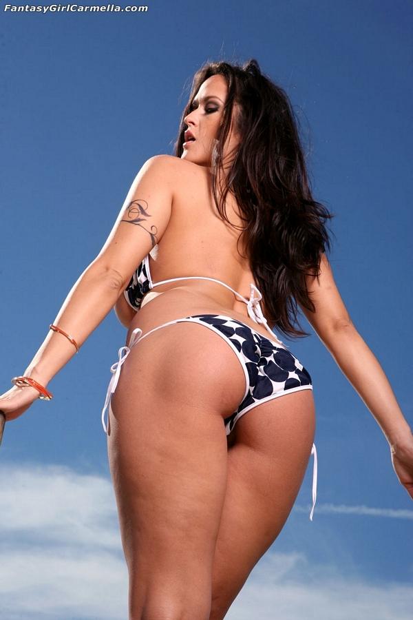 carmella bing bikini 4