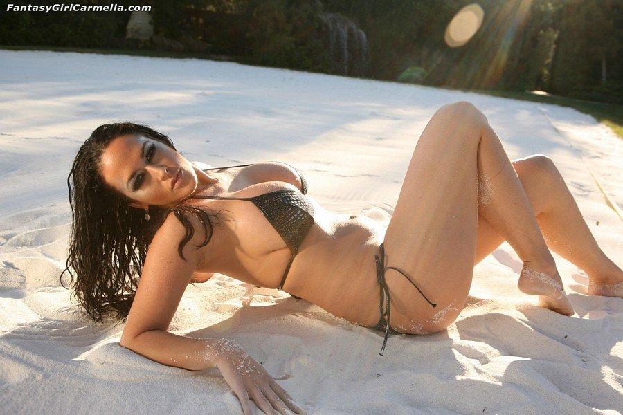carmella bing bikini 5