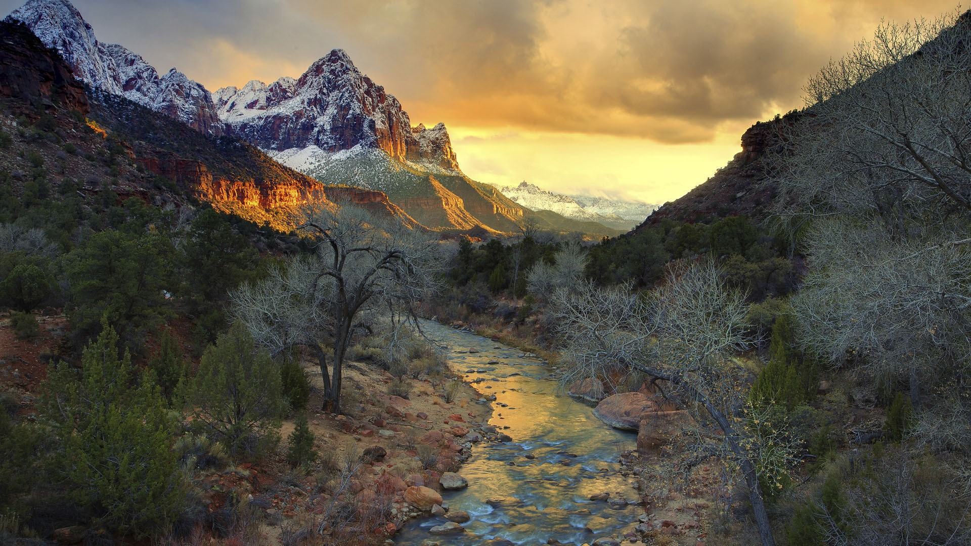 Landscape and Nature Wallpapers