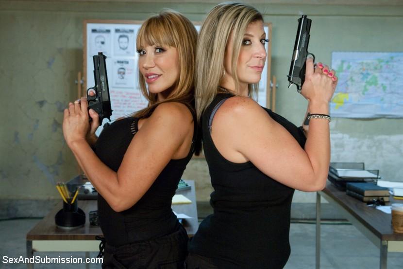 Ava Devine and Sara Jay 2