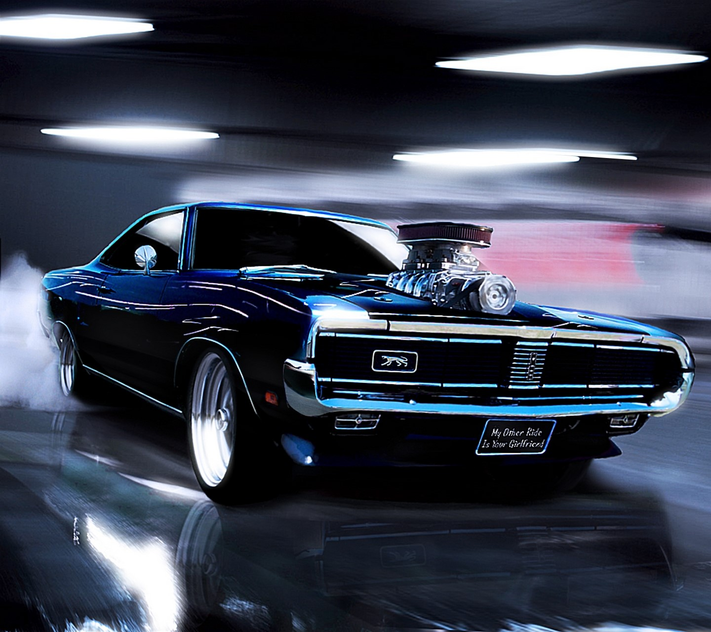 American Muscle wallpaper 9823661