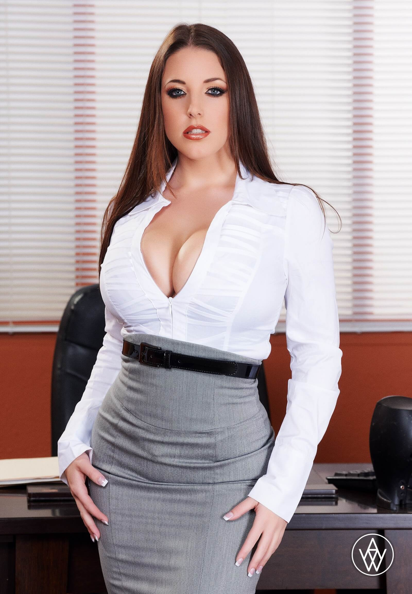 Angela White Pictures