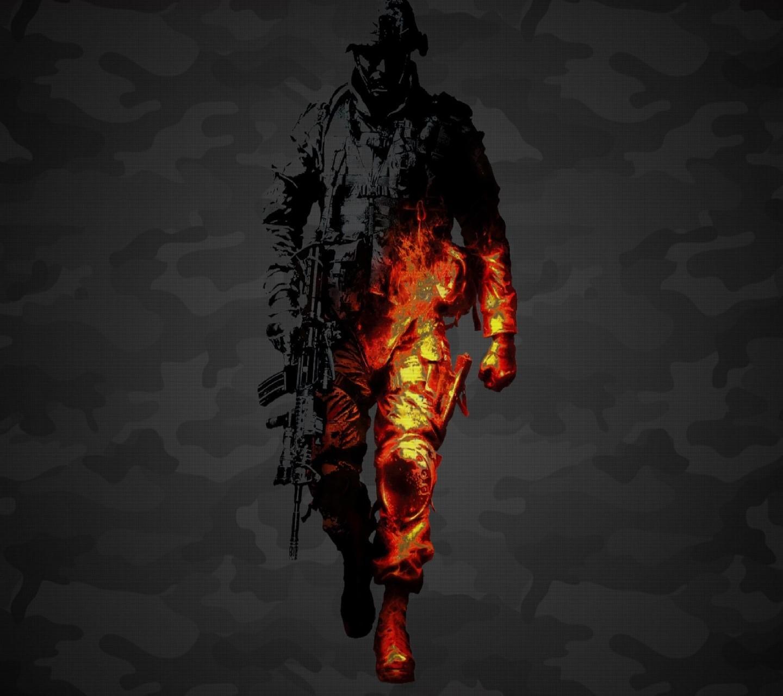Battlefield Soldier wallpaper 10140840