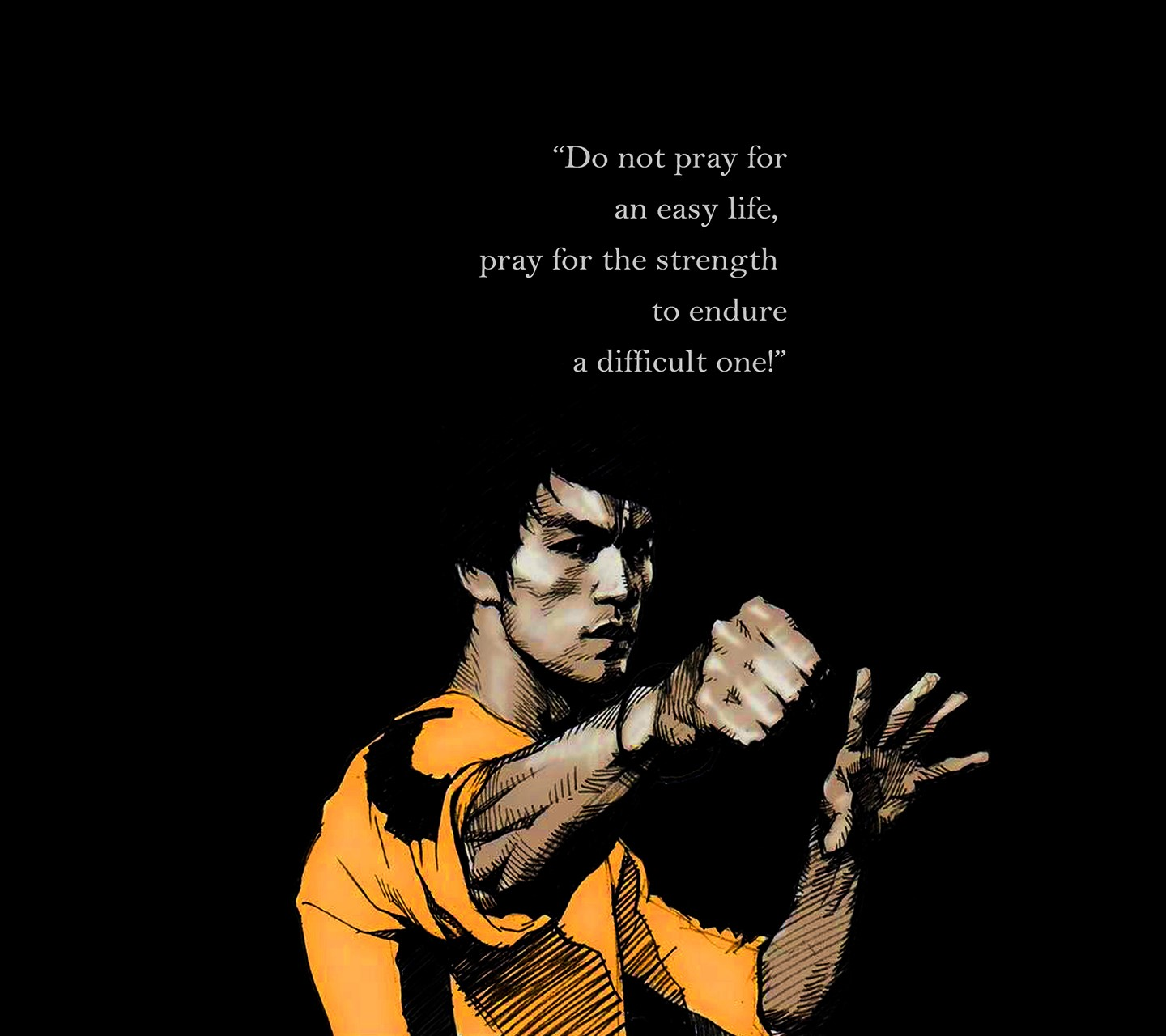 Bruce Lee Motivation wallpaper 10216700