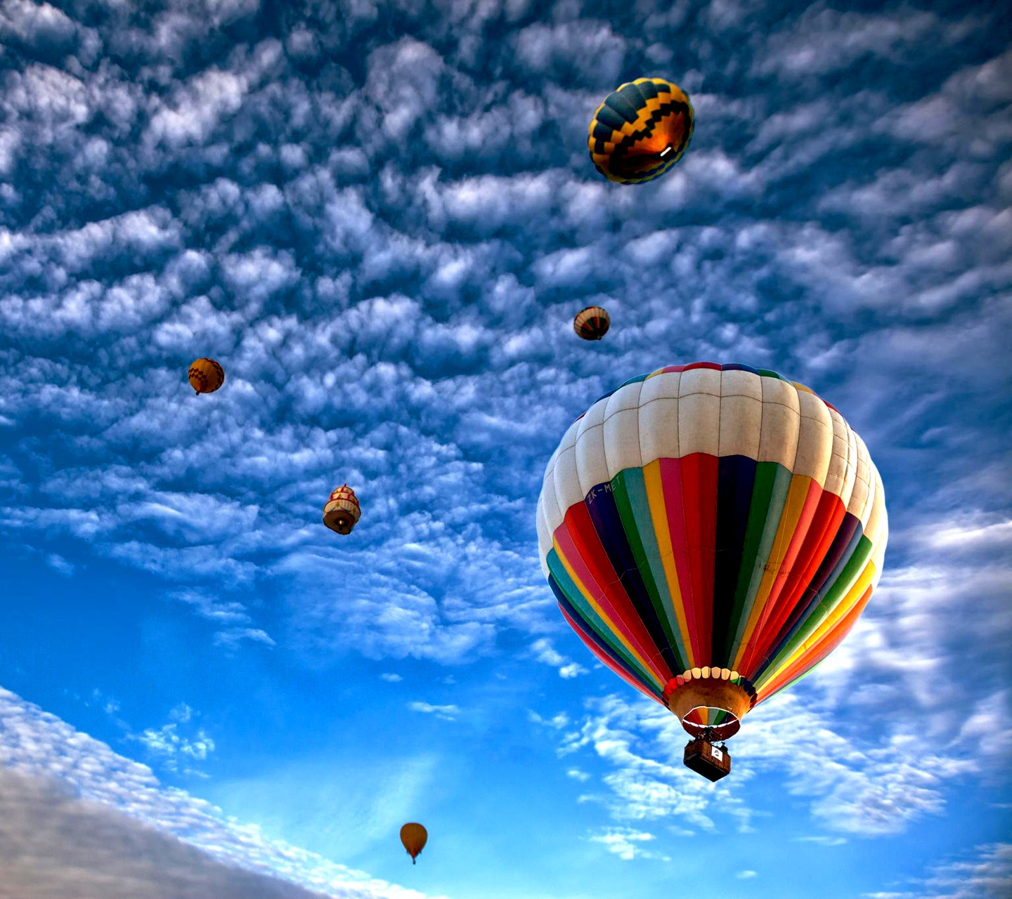Colorful Airballoon wallpaper 10249091