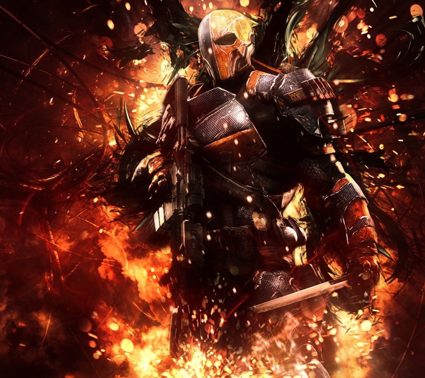 Deathstroke wallpaper 10261661