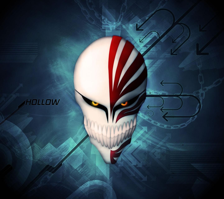 Hollow Mask wallpaper 8809602