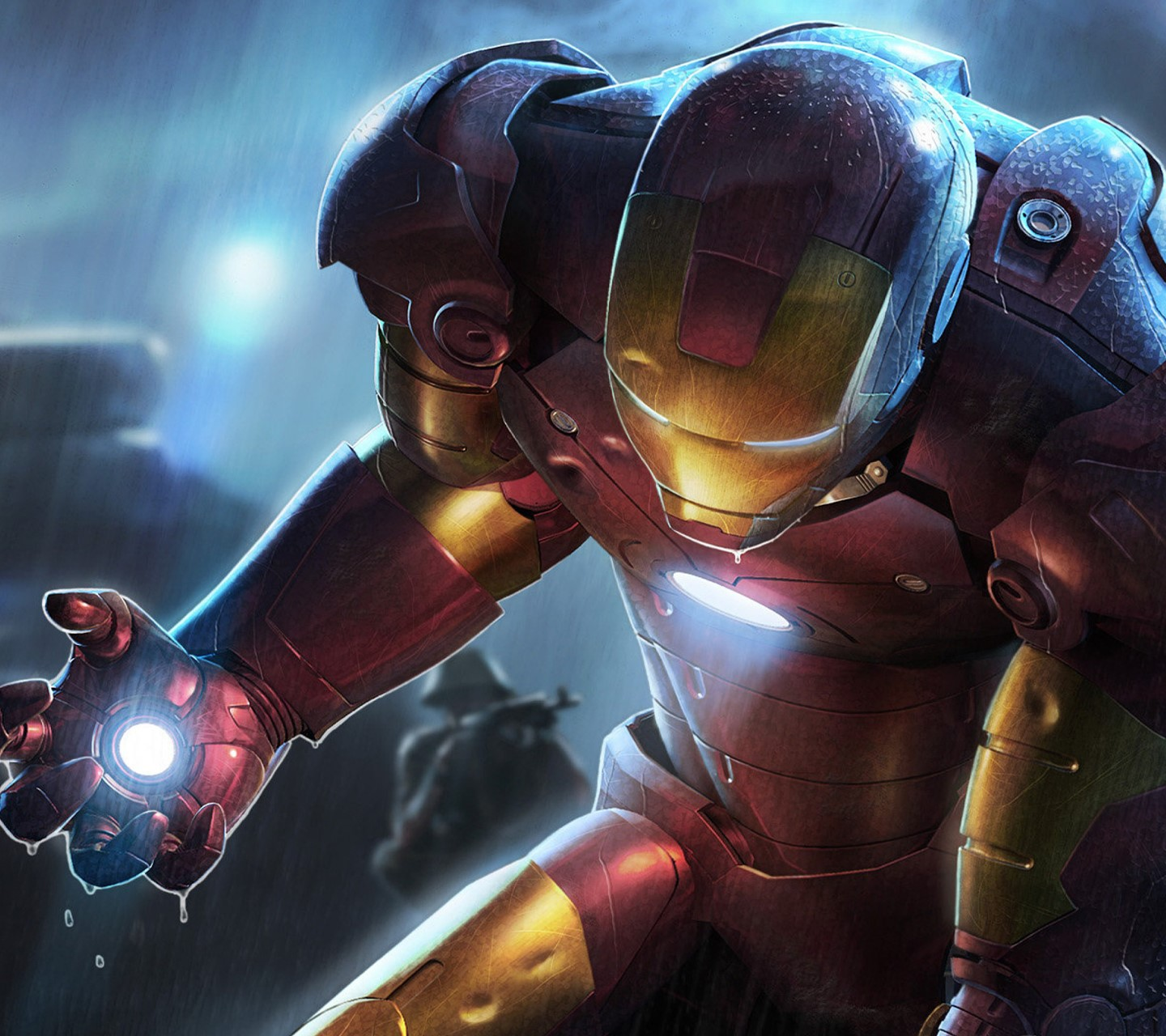 Iron Man wallpaper 8940128