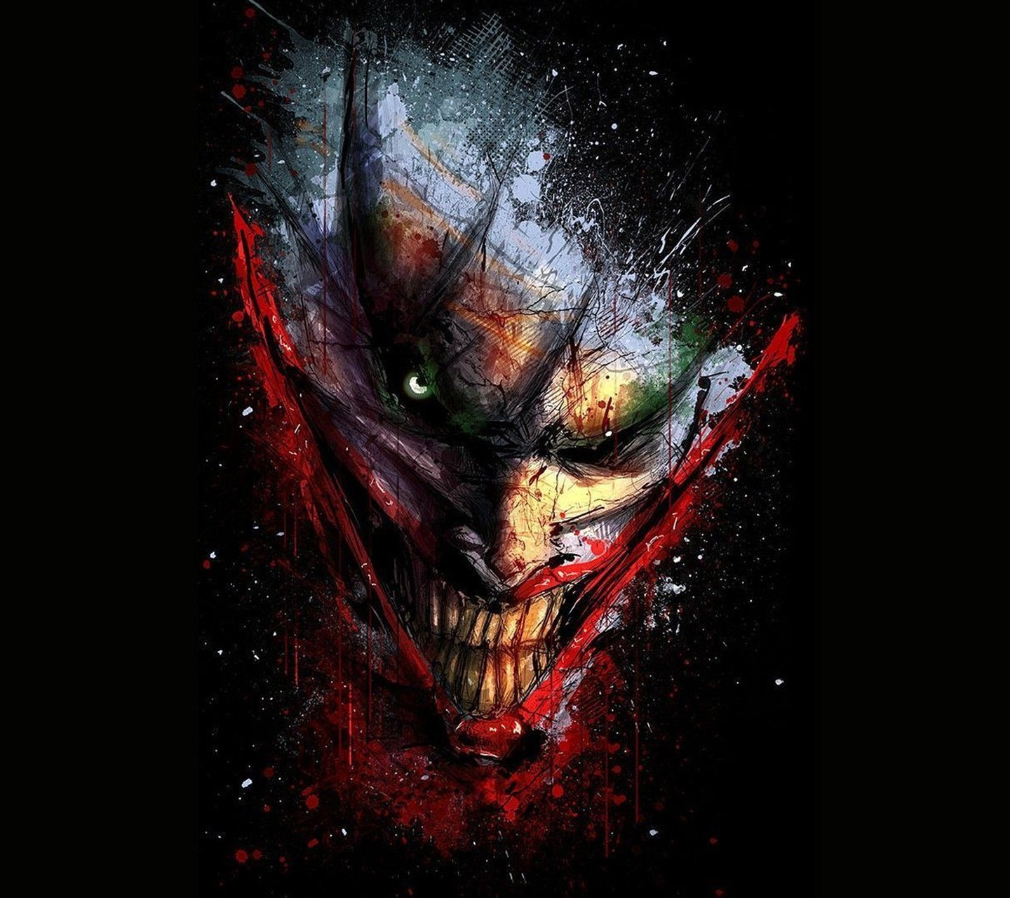 Joker Batman wallpaper 10185026