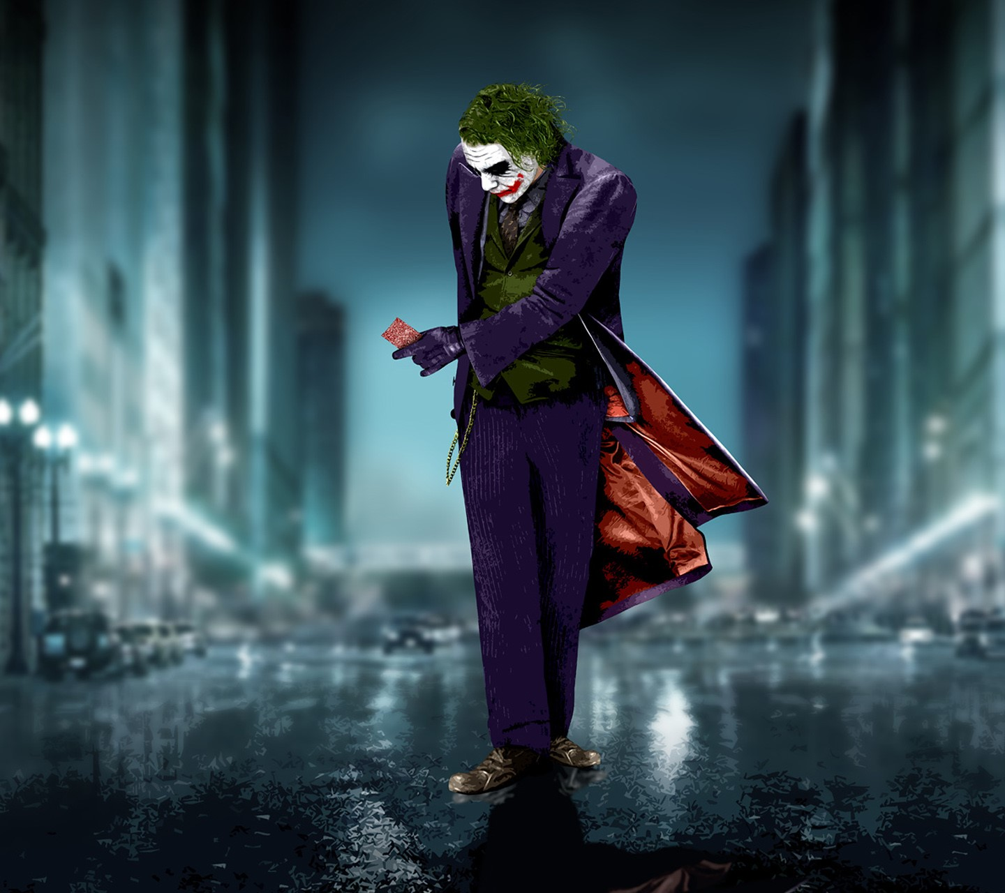 Joker wallpaper 9552516