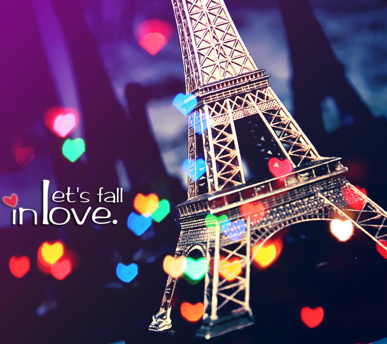 Lets Fall In Love wallpaper 10180381