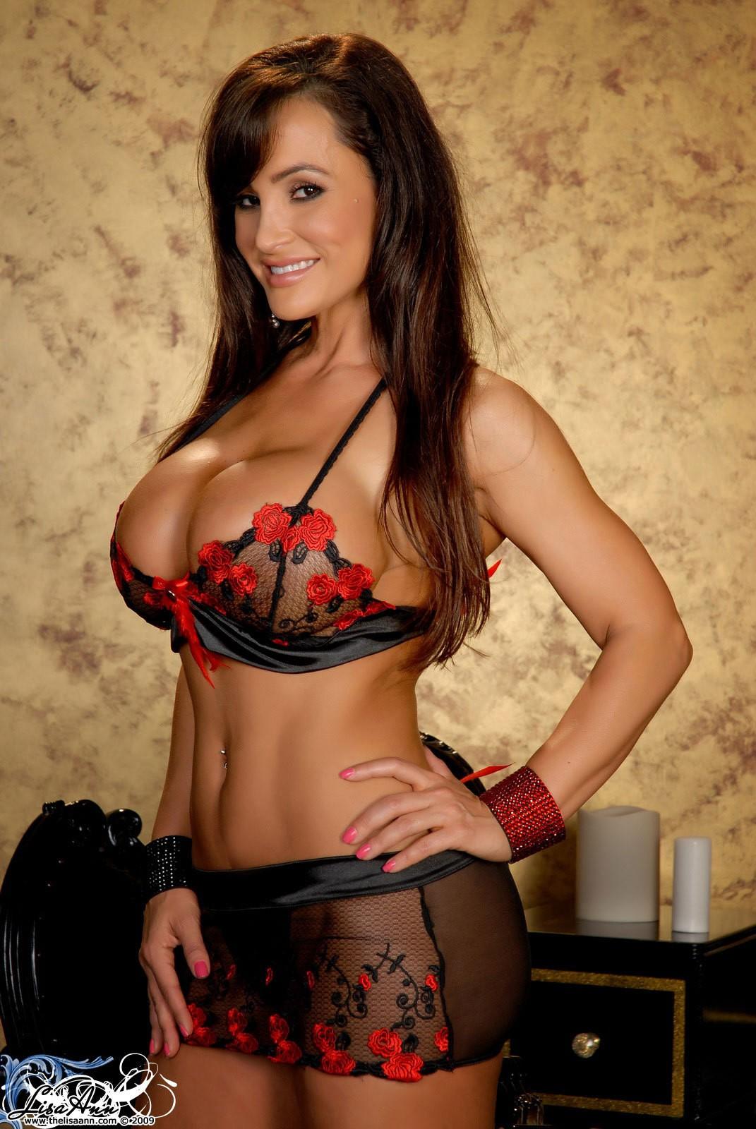 Lisa Ann Lingerie