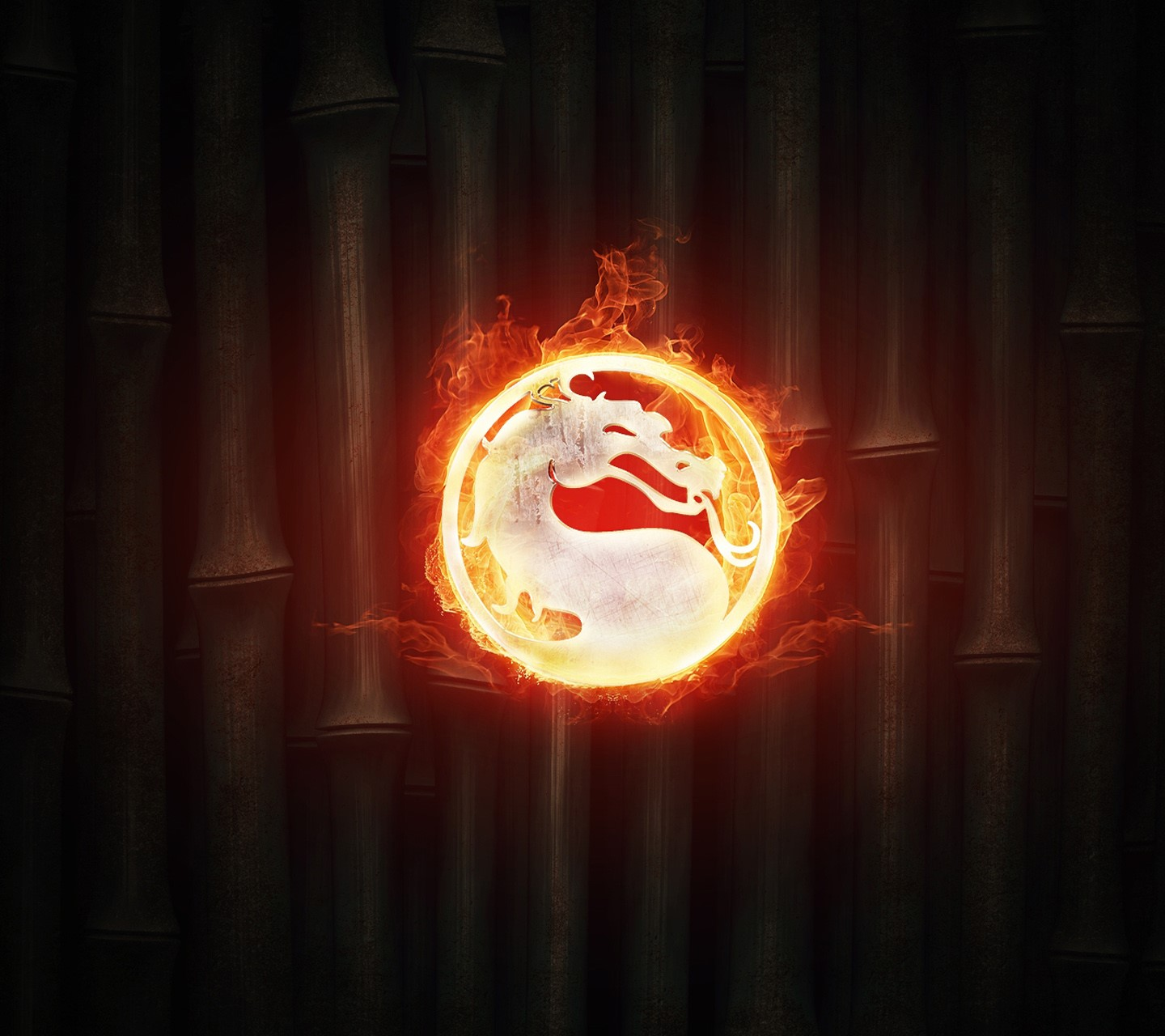 Mortal Kombat Fire wallpaper 9682818