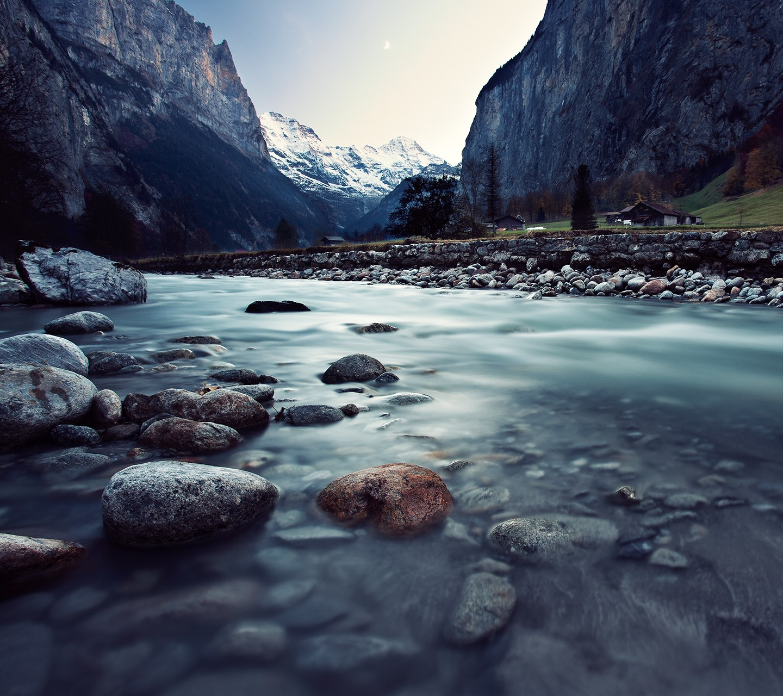Mountain Stream wallpaper 10156876