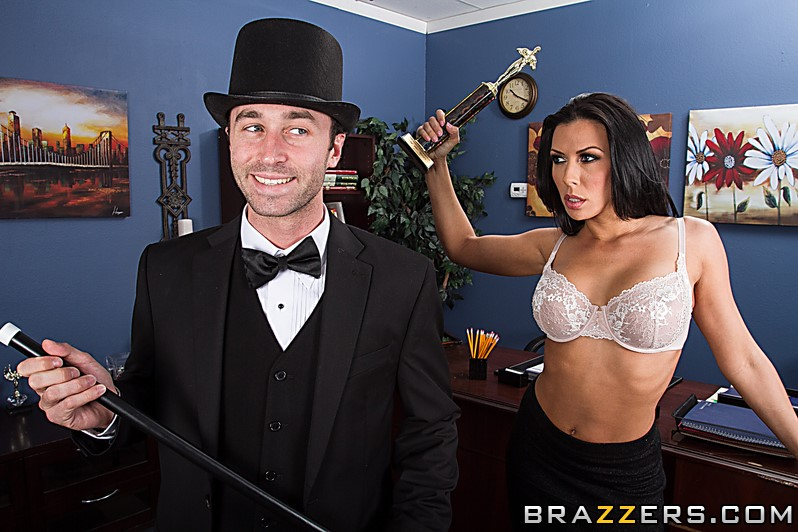 Rachel Starr and James Deen