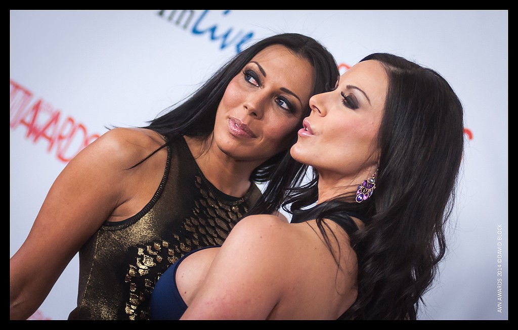 Rachel Starr and Kendra Lust
