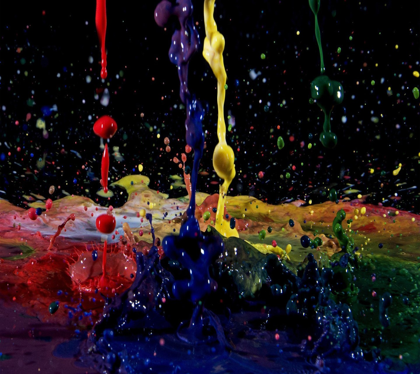 paint splashes wallpaper 10072500