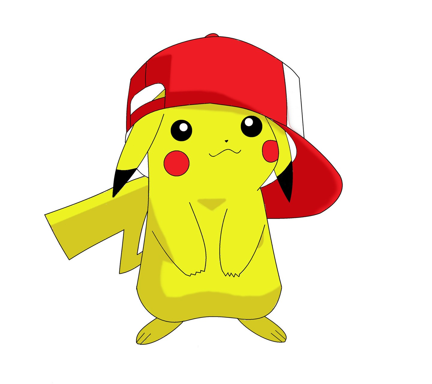 pikachu is cool wallpaper 10274191