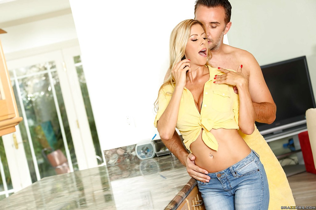 Alexis Fawx and Keiran Lee