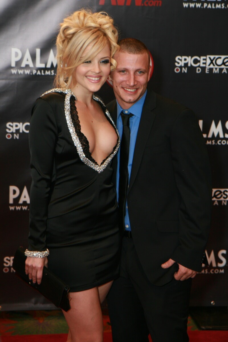 Alexis Texas and Mr. Pete