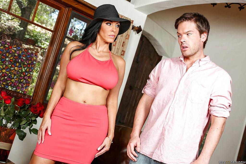 Veronica Rayne and her Boyfriend