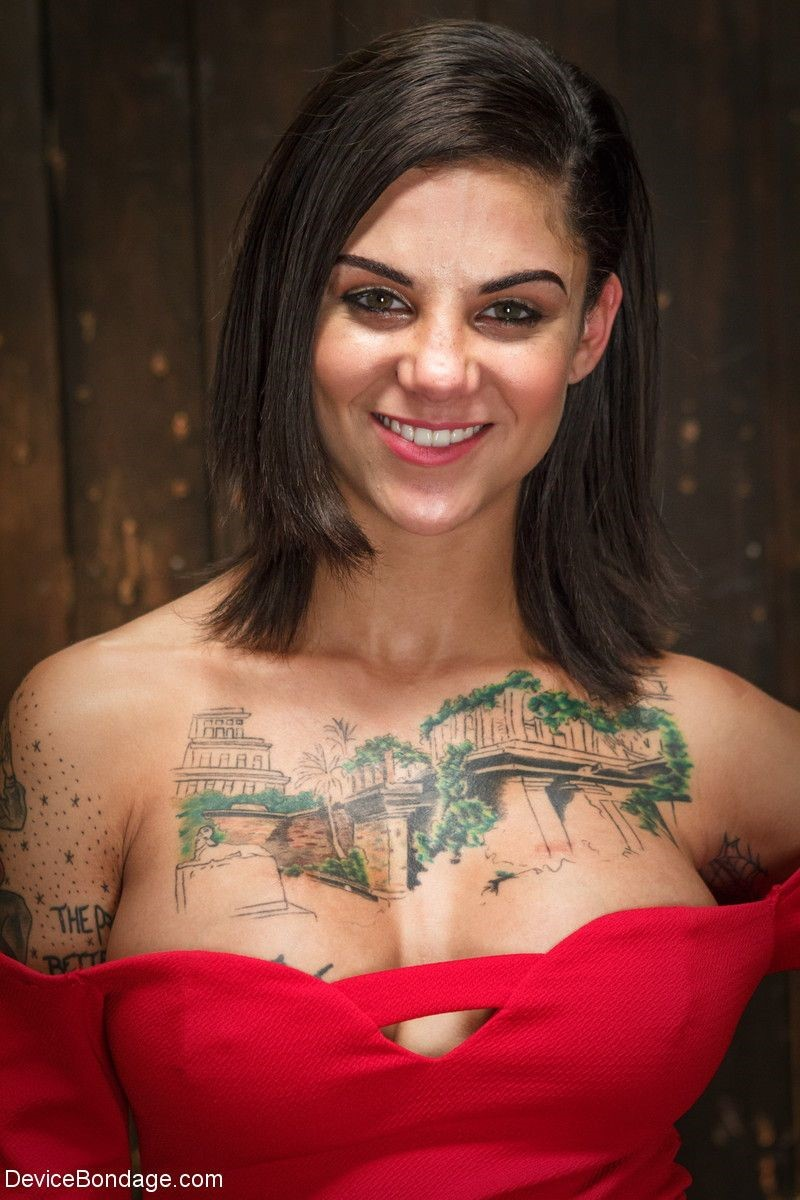 Bonnie Rotten Red Dress