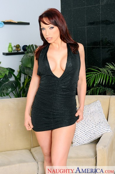 Nicki Hunter Black Dress
