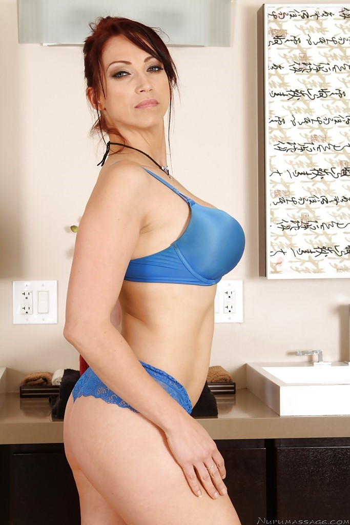 Nicki Hunter Blue Lingerie