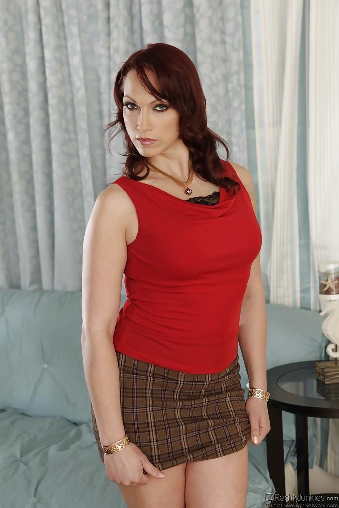 Nicki Hunter Red Dress | WallPics