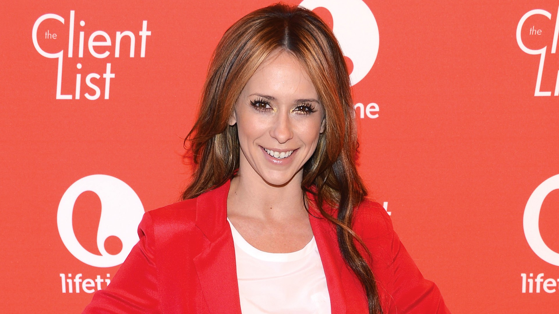 Jennifer Love Hewitt Background image