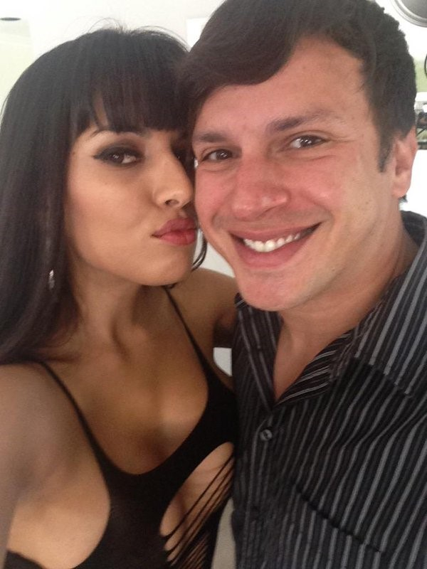 Mercedes Carrera and Anthony Rosano