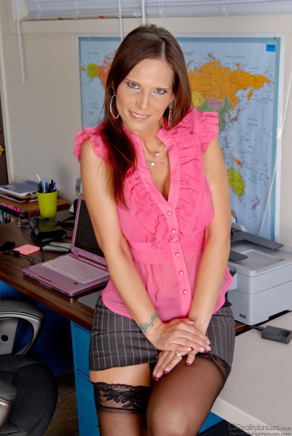 Syren De Mer Pink Dress 3