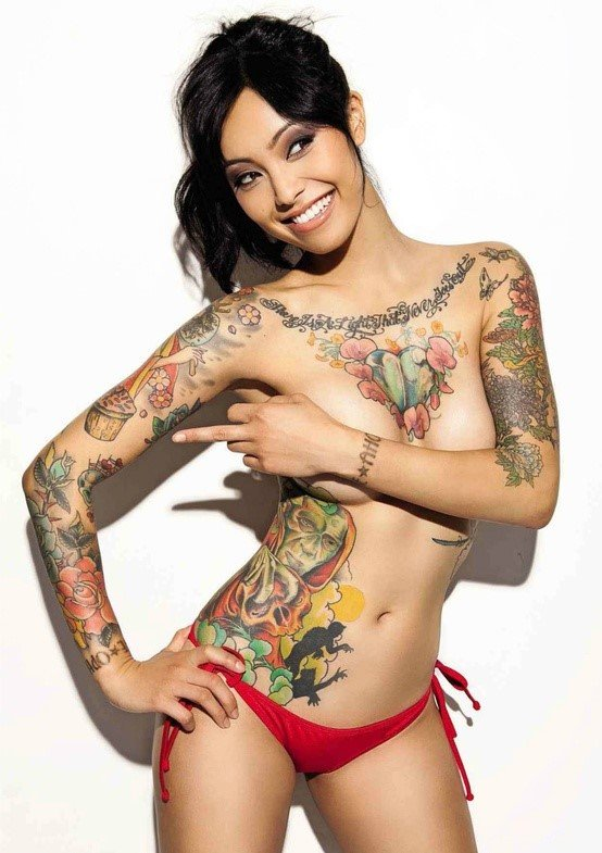 Levy Tran Naked