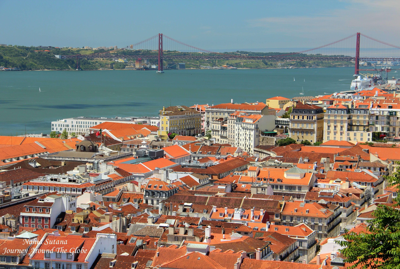 Lisbon 4k