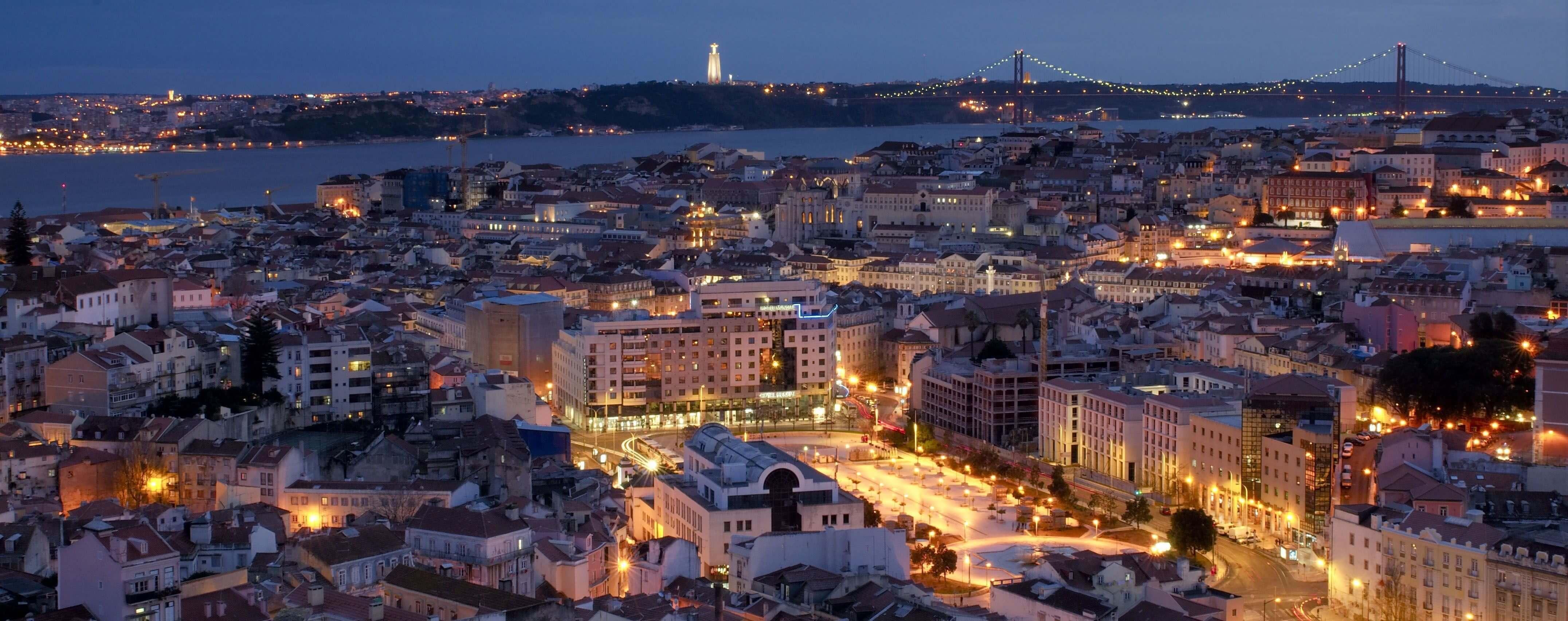Lisbon Desktop Wallpapers