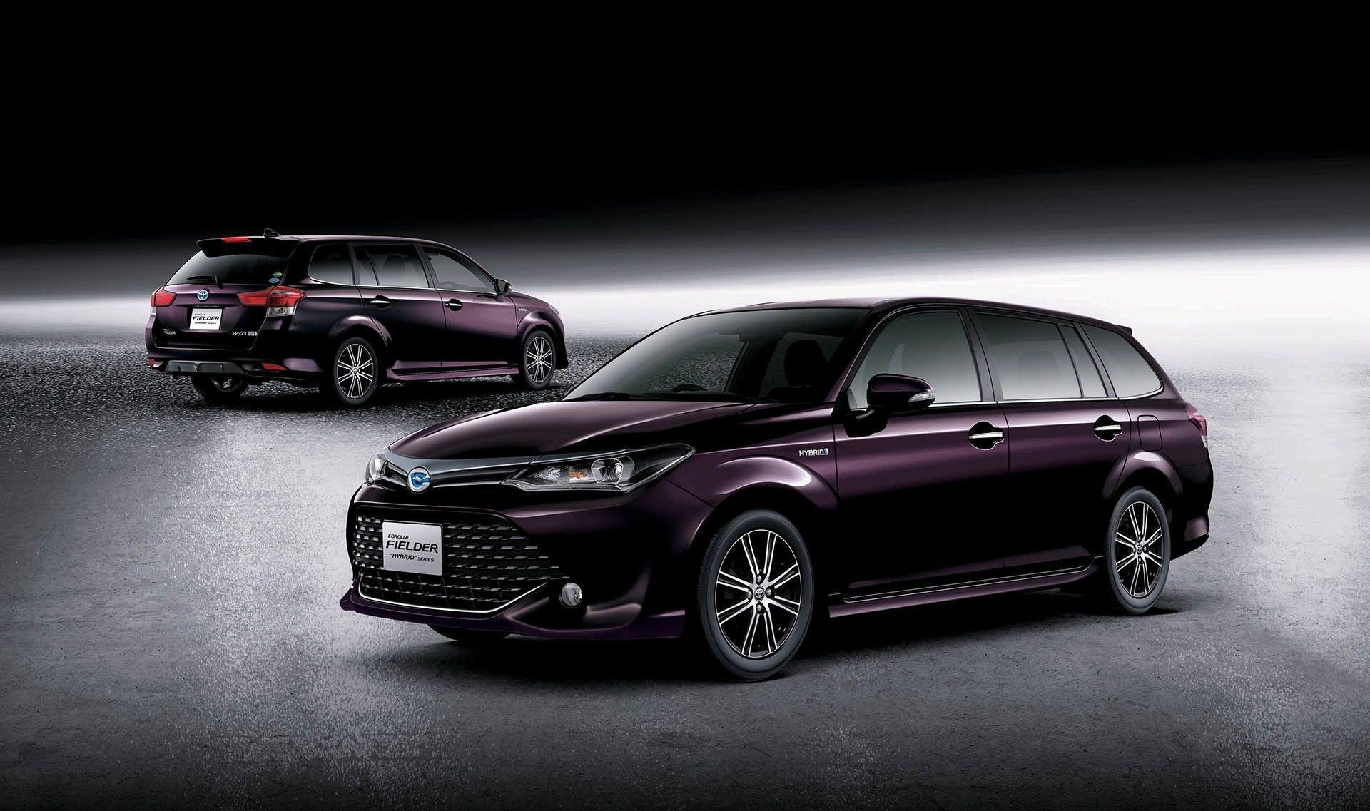 Toyota Corolla Free Wallpapers