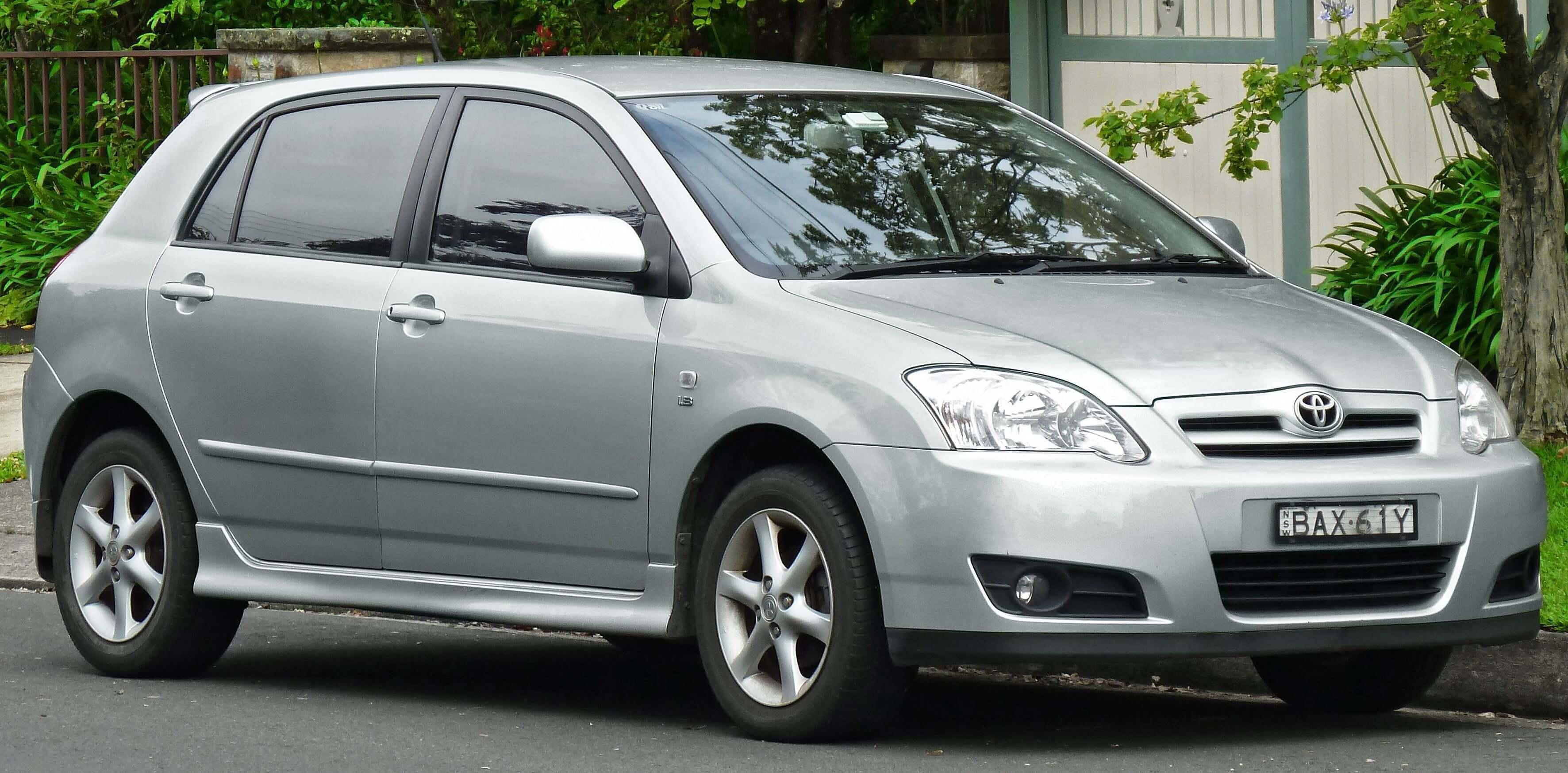 Toyota Corolla HD