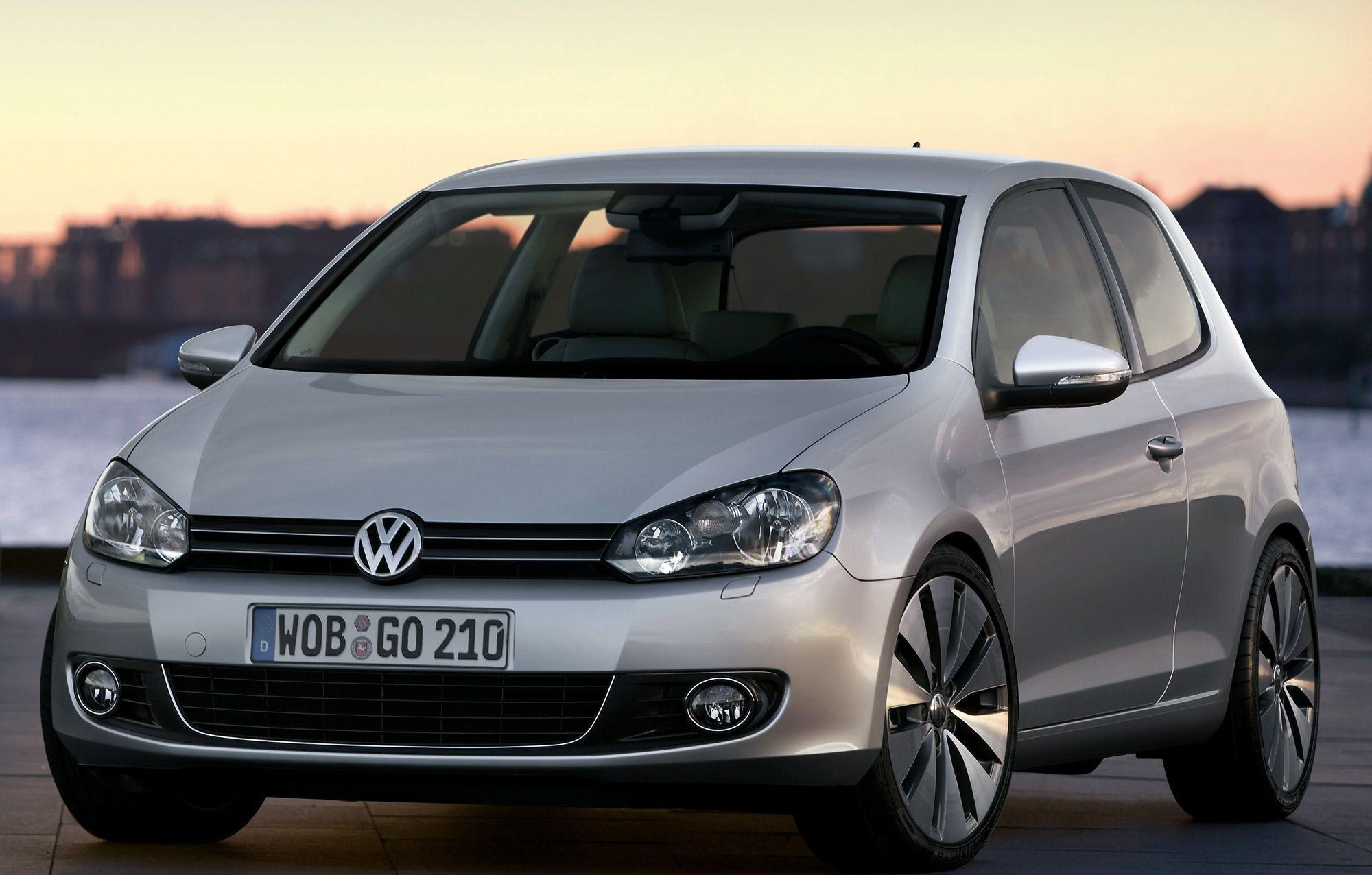 Volkswagen Golf Wallpapers 2