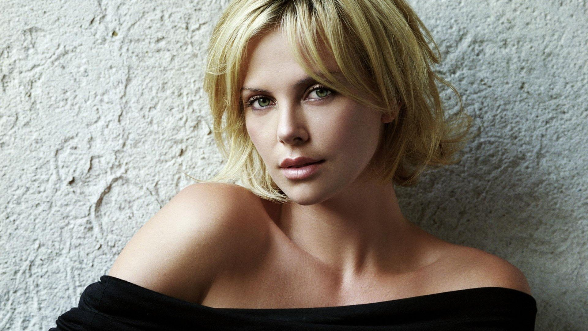 Charlize Theron Background images