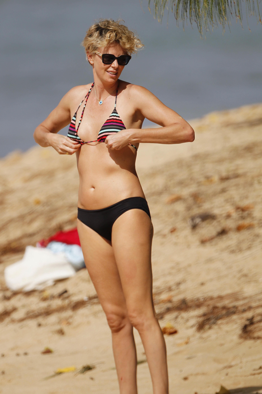 Charlize Theron Bikini 2