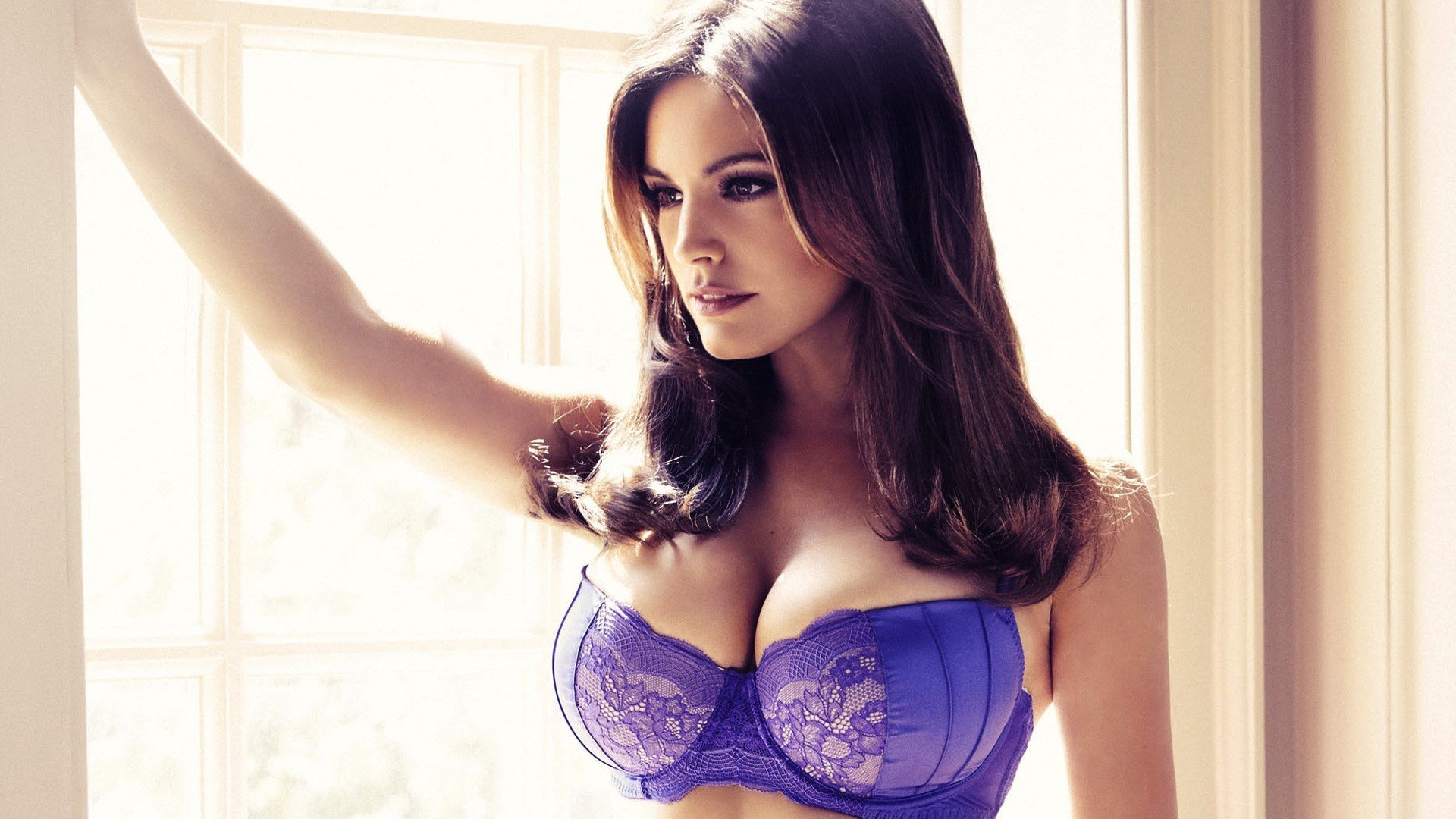 Kelly Brook Lingerie Wallpapers for Computer