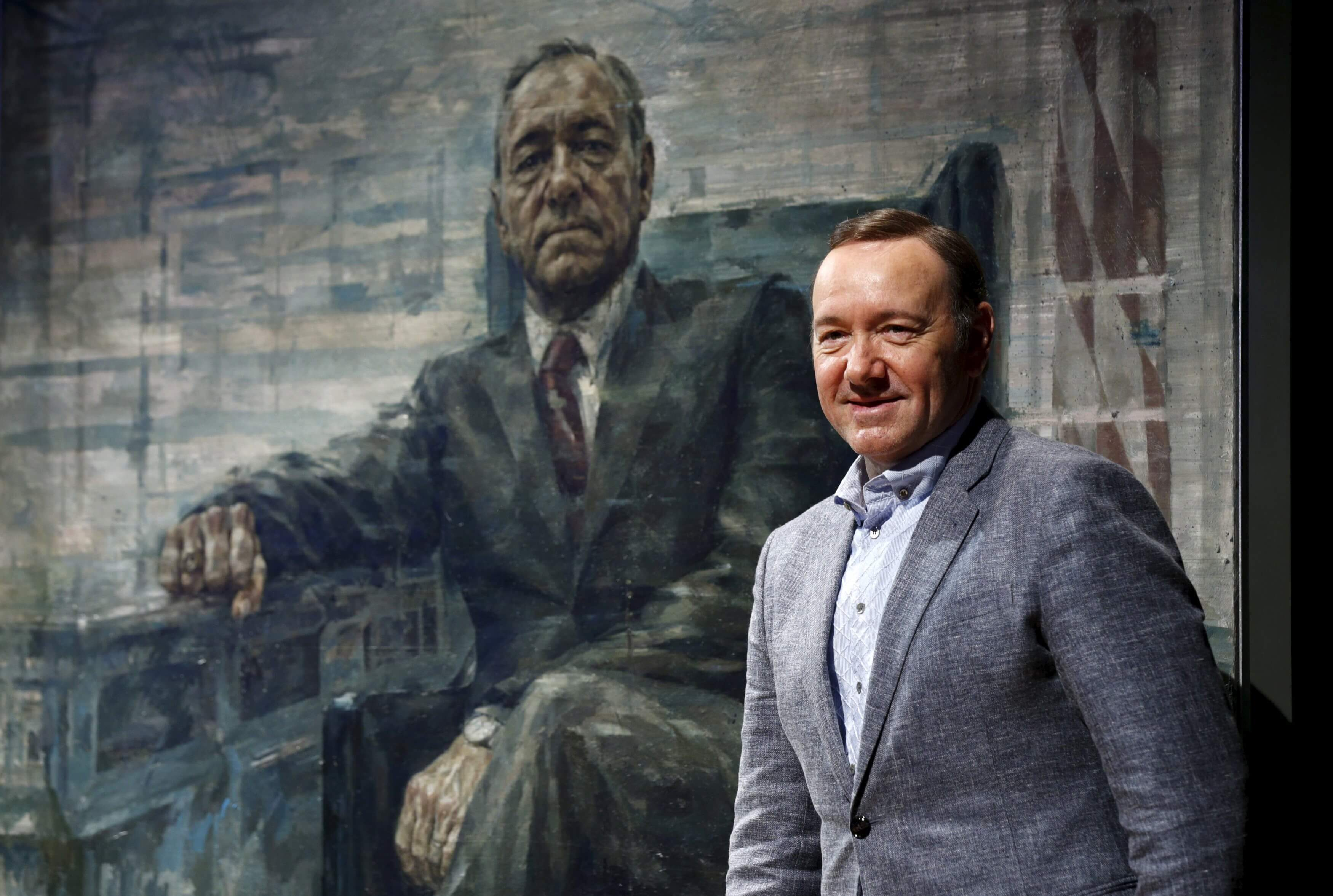 Kevin Spacey Background image