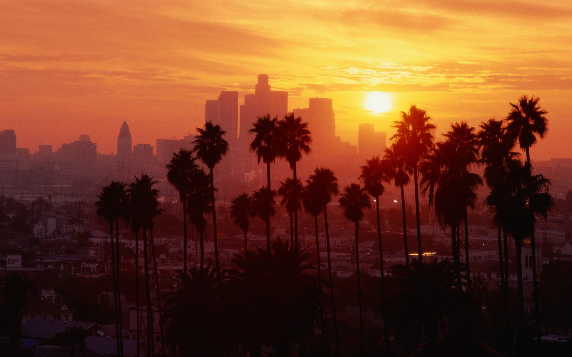 Los Angeles Wallpapers 2