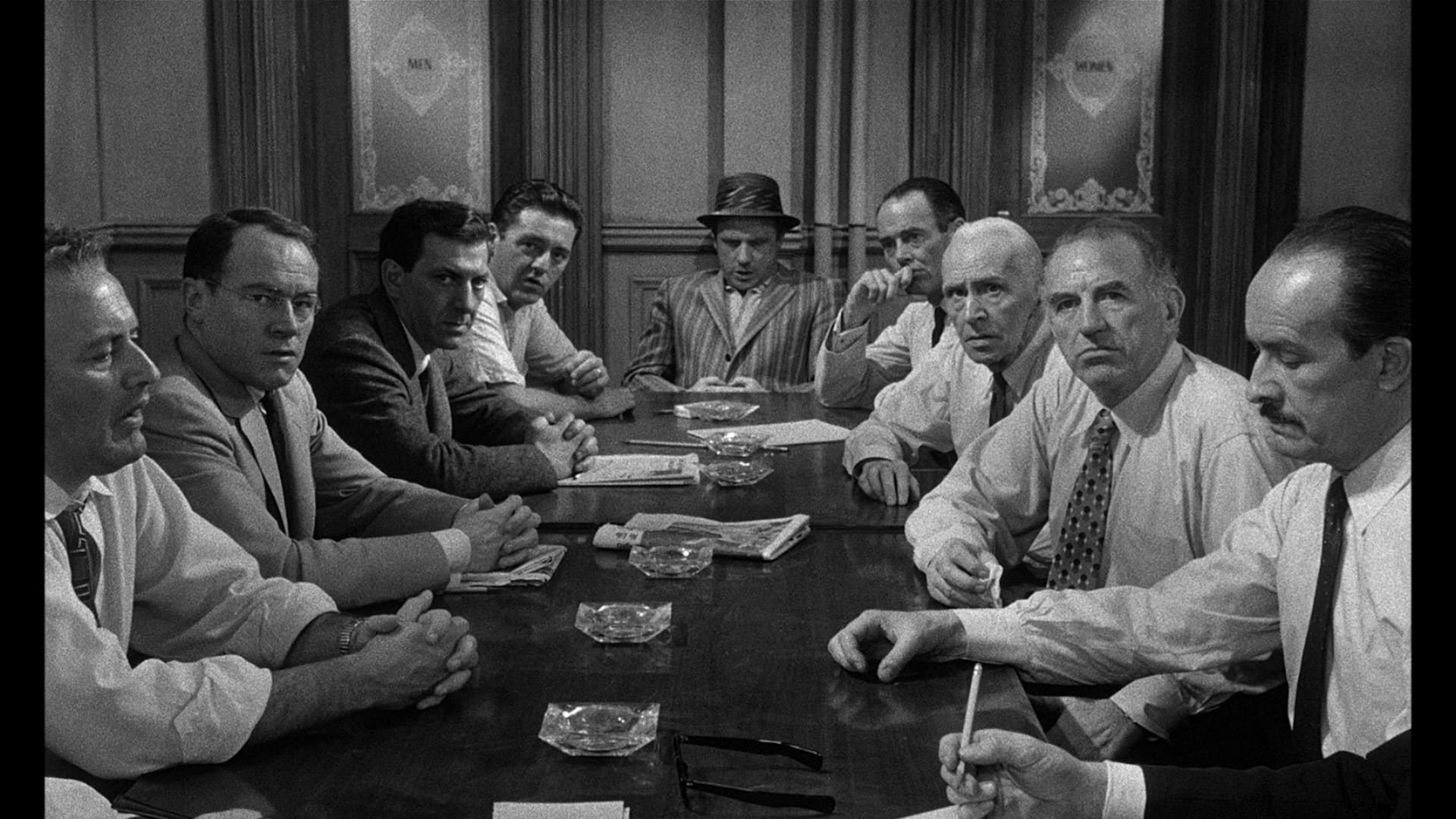 12 Angry Men PC Wallpapers