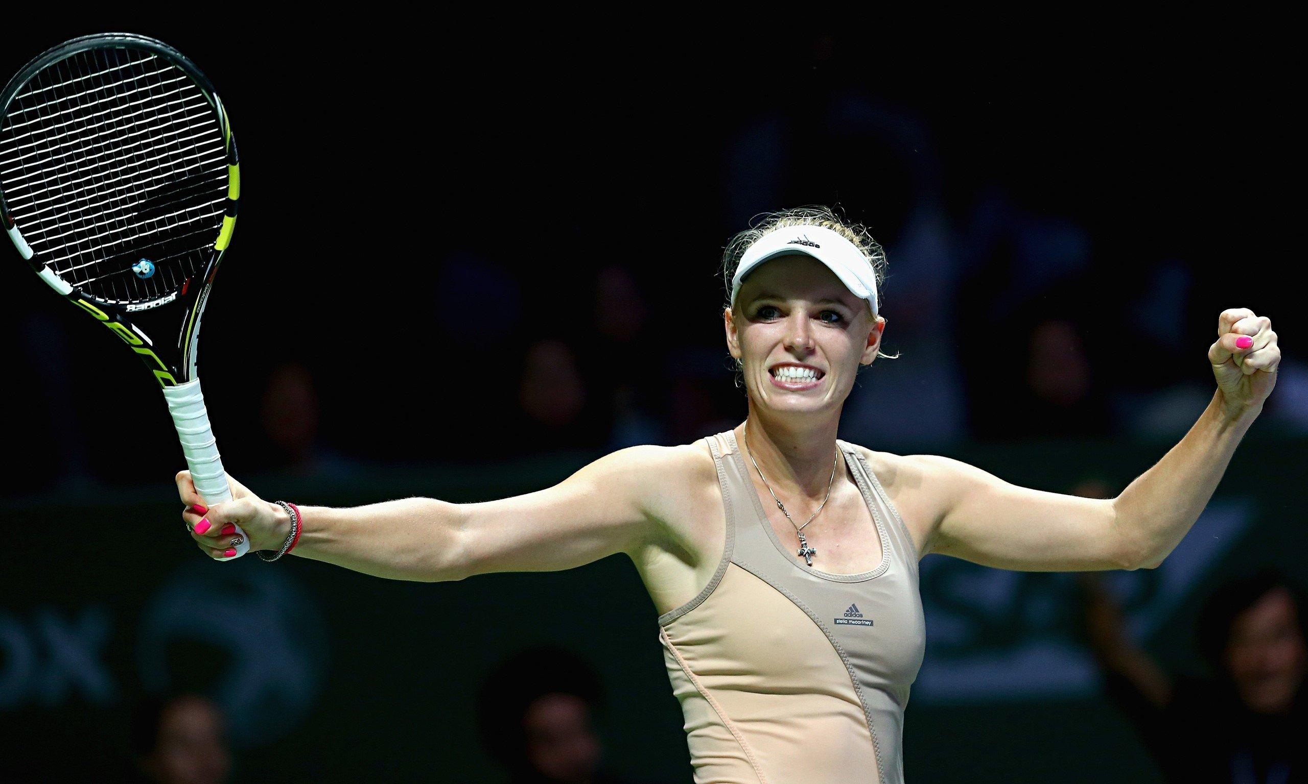 Caroline Wozniacki 6