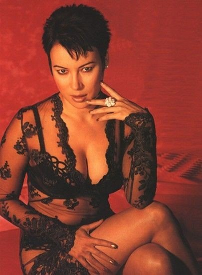Jennifer Tilly Lingerie