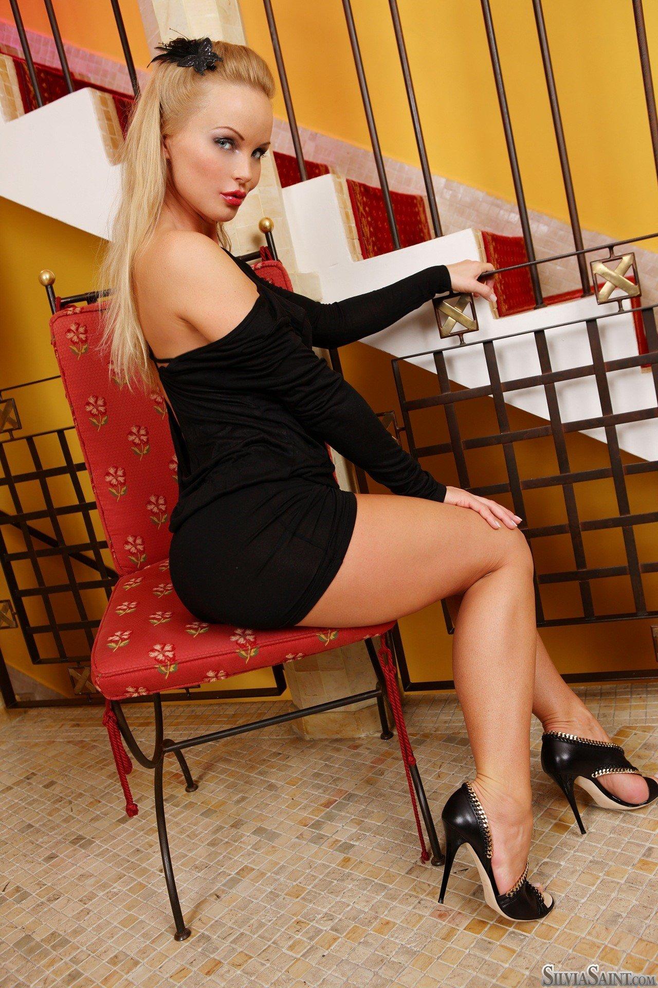 Silvia Saint 5